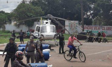 Vídeo mostra momento da colisão entre caminhão e helicóptero no Acre; e sim, isso é possível