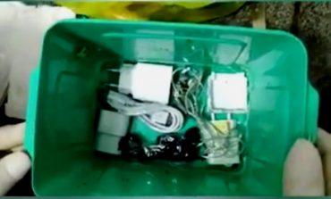 Visitas tentam entregar celulares para presos nos potes de comida, em Marechal Rondon