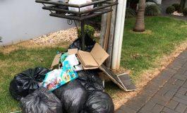Ascarosa deixa de fazer coleta seletiva no final de ano como forma de protesto e recebe críticas da população