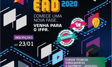 Inscrições para cursos técnicos estão abertas até a próxima quinta-feira em Marechal Rondon