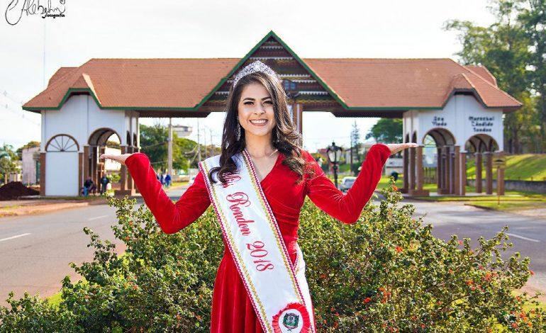 Inscrições para o Miss Rondon 2020 serão abertas a partir de quarta-feira