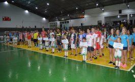 Entre Rios do Oeste inicia Campeonato de Futsal