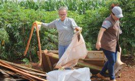 Prefeitura de Nova Santa Rosa intensifica trabalho contra a dengue