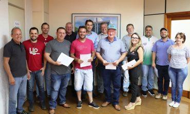 Empresários rondonenses recebem as chaves para se instalarem na incubadora industrial