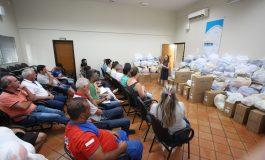 Municípios recebem materiais do Mais Verão 2020