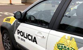 Bandidos invadem casa, dominam família e roubam caminhonete em Nova Santa Rosa
