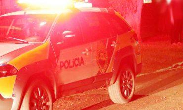 Dois bandidos, com arma de fogo, assaltam estabelecimento comercial em Marechal Rondon