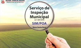Nova Santa Rosa conta com Serviço de Inspeção Municipal