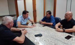 Diretor-geral da SEIL visita obras em Marechal Rondon