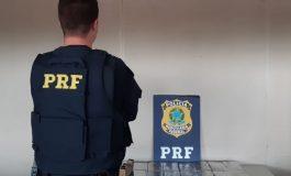 PRF apreende drogas, contrabando, descaminho e agrotóxicos no final de semana