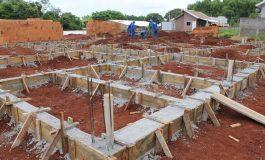 Iniciada obra de construção do Centro-Dia em Mercedes