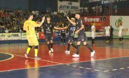 VÍDEO: São Jorge do Patrocínio goleia Nova Santa Rosa e define classificados no Grupo A da Copa Altônia de Futsal