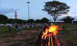 Diversas atividades compõem a programação do 3º Acampamento Pais e Filhos que acontece neste final de semana