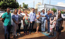 Administração rondonense entrega veículos e equipamentos para o Conselho Tutelar e Creas