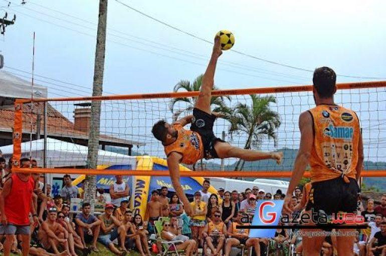 Mais Verão: Etapa municipal de futevôlei masculino inicia hoje (13) em Pato Bragado