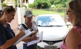 Agentes Comunitários de Saúde devem visitar todas as residências em Marechal Rondon até abril