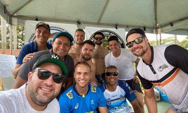 Rondonenses participam da 1ª Copa Oeste de Biribol Amador