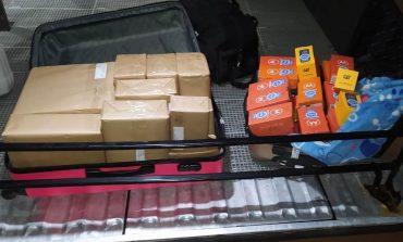 Rotam apreende mercadorias contrabandeadas em ônibus de linha em Toledo