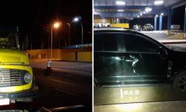 PF e PRF interceptam comboio de contrabandistas na região de Guaíra