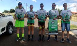 Cinco rondonenses no pódio na segunda etapa do Regional Oeste de Mountain Bike