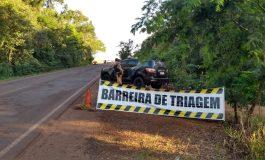 BPFron atua em plano de contenção do coronavírus na região de fronteira do Estado