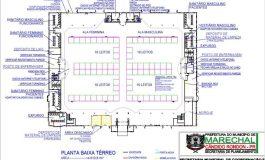 Centro de eventos rondonense será transformado em hospital de campanha