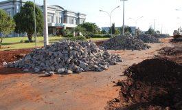 Semae de Mercedes informa falta de água em função das obras de revitalização da Rua Osvaldo Cruz