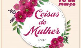 """Evento """"Coisas de Mulher"""" será na próxima terça-feira (10), em Marechal Cândido Rondon"""