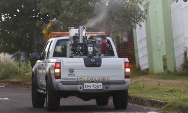 Carros do fumacê entrarão em ação nesta sexta-feira em Marechal Rondon; saiba por onde começam