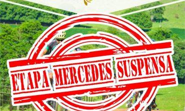 Etapa do Cicloturismo de Mercedes é suspensa