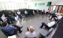 Classes representativas pedem pela reabertura do comércio no Oeste do Paraná