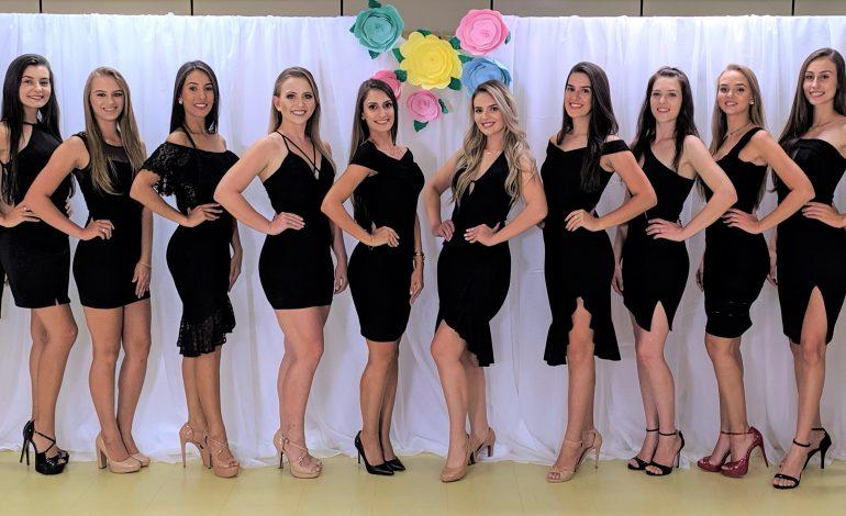 Definidas as 12 candidatas que disputarão o Miss Rondon 2020
