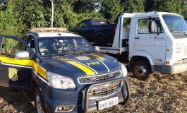 Após perseguição, PRF prende contrabandista em Guaíra com mais de 230 quilos de agrotóxicos