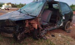 PRE de Marechal Rondon registra acidente com morte de morador de Pato Bragado próximo a Santa Helena