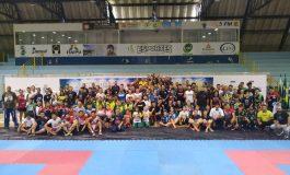 Copa América de Kickboxing reúne mais de 200 atletas do Brasil, Paraguai e Argentina em Foz do Iguaçu