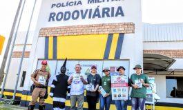 PRE e Setor de Endemias realizam ação de conscientização contra a dengue em Marechal Rondon