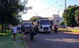 Arrastão contra a dengue ocorreu em mais um trecho da região central e Copagril II de Marechal Rondon