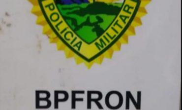 BPFron cumpre mandado de prisão em Marechal Cândido Rondon