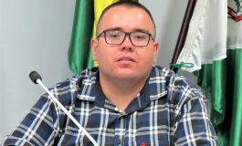 Gordinho do Suco pede agilidade na inauguração do posto de saúde do São Francisco, em Marechal Rondon
