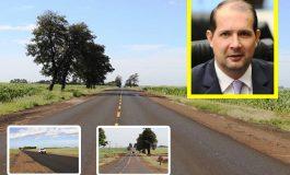Rodovias do Oeste recebem melhorias devido a requerimentos do deputado Micheletto