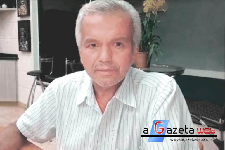 Ex-prefeito de Nova Santa Rosa, Toninho, é pré-candidato a vereador em Marechal Cândido Rondon
