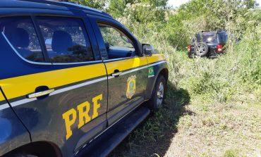 PRF persegue veículo com cigarro em ruas de Francisco Alves (PR); assista
