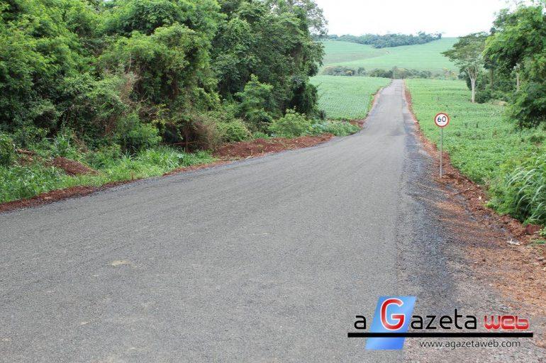 Mercedes: Trecho de asfalto na Linha Sanga Mineira será fechado para retorno das obras