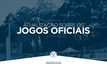 Esporte divulga lista de competições adiadas e canceladas da agenda dos Jogos Oficiais do Estado em 2020