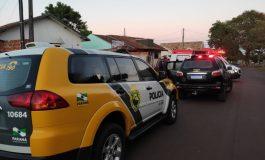 Suspeitos de integrar quadrilha especializada em roubo de caminhonetes são mortos em Toledo ao confrontar a PM