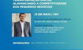Webinar de inovação na região Oeste do Paraná visa potencializar atuação frente à pandemia de coronavírus
