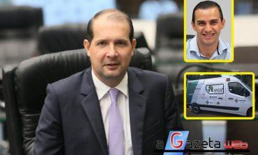 Deputado Marcel Micheletto garante R$ 230 mil para Marechal Cândido Rondon adquirir ambulância