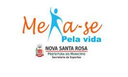 Aulas online da Secretaria de Esportes movimentam Nova Santa Rosa