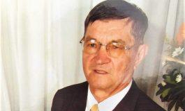 Aprovado nome da praça de Novo Horizonte em homenagem ao pioneiro Gentil Forlin