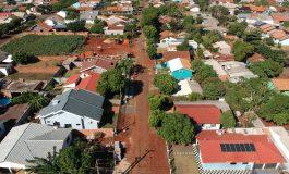 Trecho de rua no Loteamento Guarani receberá pavimentação asfáltica